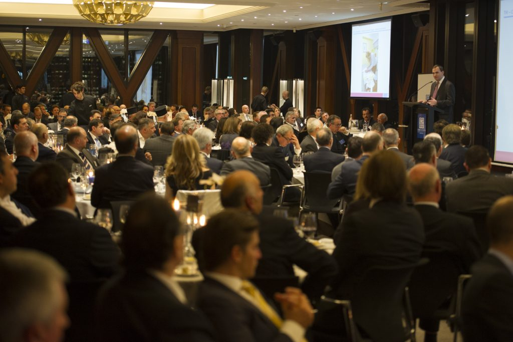 The Hellenic Initiative Australia Inaugural Dinner in Melbourne 2015